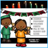 #byebye2020 Kwanzaa Lessons and Activities