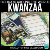 Kwanzaa Activities | Digital & Printable | Holidays Around