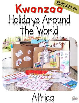 Kwanzaa Activities Holidays Around The World
