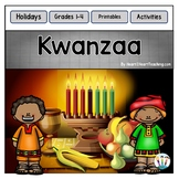 Kwanzaa Activity Pack with Articles, Activities, and Flip Book