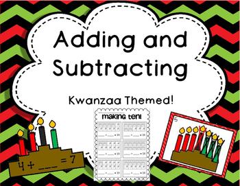 Kwanzaa Addition and Subtraction