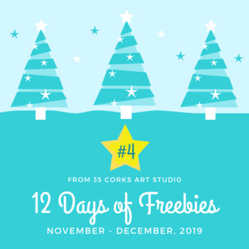 Kwanzaa Candle Holder (Kinara) Clip Art Set - 12 Days of Freebies - #4