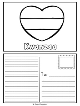 Kwanzaa Celebration Study | 44 Pages for Differentiated Learning + Bonus Pages