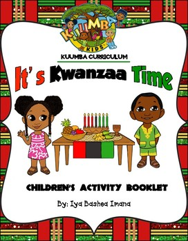 Kwanzaa Children's Activity Booklet