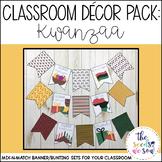 Kwanzaa Classroom Decorations