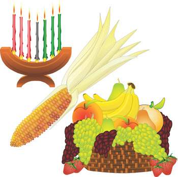 Kwanzaa Holiday Clip Art