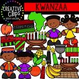 Kwanzaa Clipart {Creative Clips Clipart}