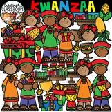 Kwanzaa Clipart {Holidays Around the World Clipart}
