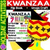 Kwanzaa Craft   Kwanzaa Seven Symbols Reading Activity   U