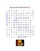 Kwanzaa Easy Word Search