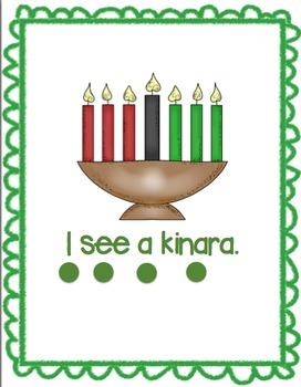 Kwanzaa Emergent Reader Pack