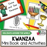 Kwanzaa Emergent Reader and Activities | Holidays Around t