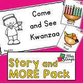 Kwanzaa Emergent Reader and Activities