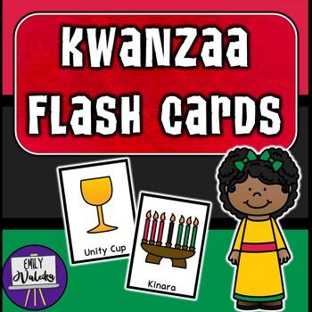 Kwanzaa Flashcards
