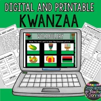 Kwanzaa Freebie :)