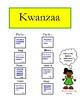Kwanzaa Fun using QR Codes and Links