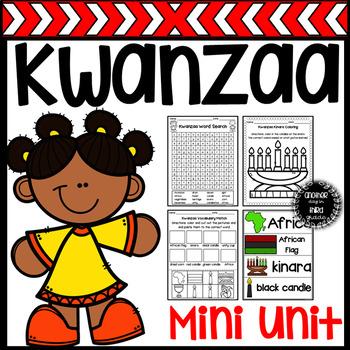 Kwanzaa Holiday Mini Unit