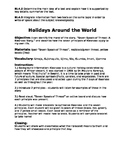 Kwanzaa - Holidays Around the World