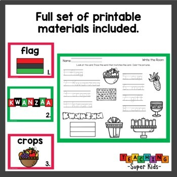 Kwanzaa Activities for your Classroom