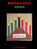 Kwanzaa Kinara Craft