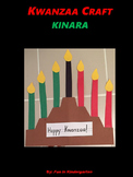 Kwanzaa Kinara Craft