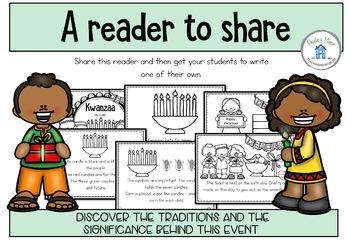 Kwanzaa Literacy and Craft