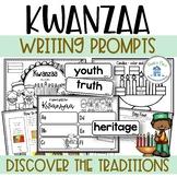 Kwanzaa Activities Worksheets and Craftivity