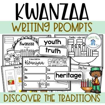 Kwanzaa - Literacy and Craft