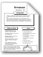 Kwanzaa: Making Books