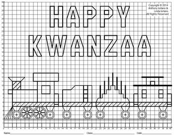 Kwanzaa Mystery Picture