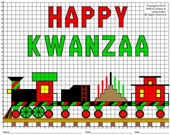 Kwanzaa Mystery Picture
