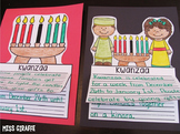 Kwanzaa Writing (Kwanzaa craft activities)