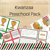 Kwanzaa Preschool Pack