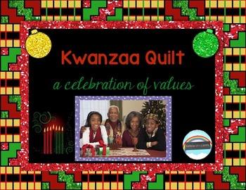 Kwanzaa Quilt