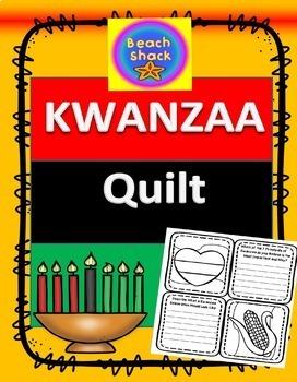 Kwanzaa Quilt - Beach Shack