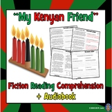 Kwanzaa Reading Comprehension: Kwanzaa Activities: December Reading