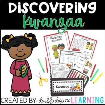 Kwanzaa Research Unit with PowerPoint
