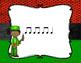 Kwanzaa Rhythms - Interactive Reading Practice Game {ta titi}