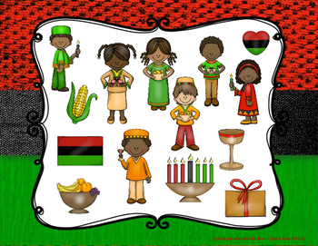 Kwanzaa Rhythms - Interactive Reading Practice Game {ti tom}