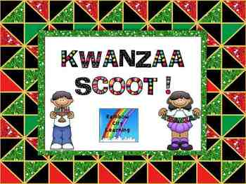 Kwanzaa Scoot