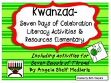 Kwanzaa: Seven Spools of Thread Literacy Resource for December