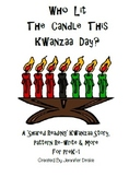 Kwanzaa Shared Reading Pack! 'Who Lit The Candle This Kwan