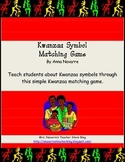 Kwanzaa Symbol Matching Game