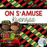 Kwanzaa Themed Activity Booklet in French