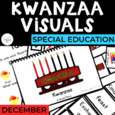 Kwanzaa Visuals for Special Education