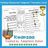 Kwanzaa Weekly Pack
