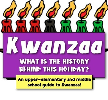 Kwanzaa: What is the History behind this Holiday? (A guide to Kwanzaa!)
