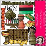 Kwanzaa clip art - COMBO PACK- by Melonheadz