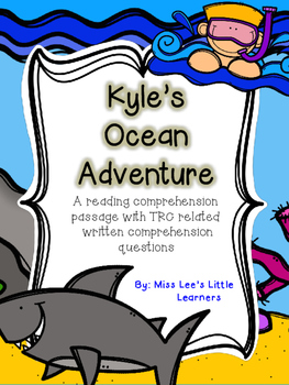 Kyle's Ocean Adventure: A short story with TRC writing prompts