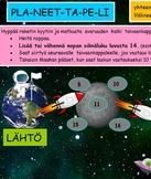 Kymmenylitys Planeettapeli -lautapeli